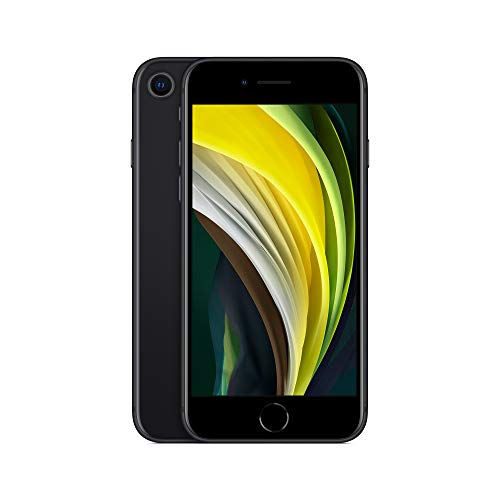 Apple New Total Wireless Prepaid - Apple iPhone SE (64GB) - Black [Locked to Carrier – Total...