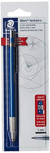 Staedtler Mars 780 Technical Mechanical Pencil, 2mm. 780BK