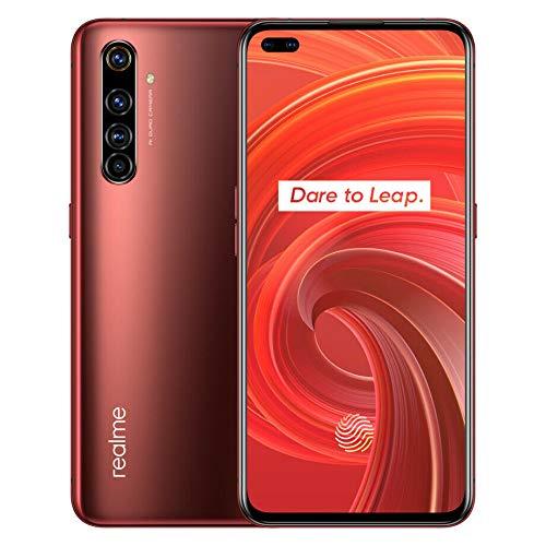 Realme X50 Pro 5G 6.44' 256GB 12GB RAM (GSM Only, No CDMA) International Version - (Rust Red)