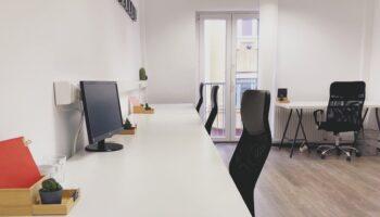 ergonomic drafting chair