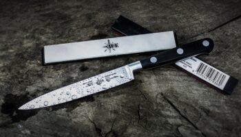 ergonomic knives