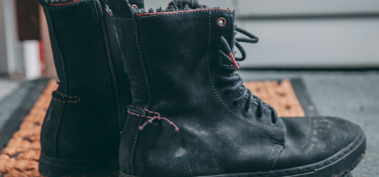 ergonomic boots