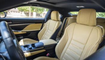 ergonomic car headrest