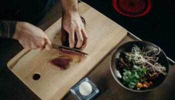 ergonomic chef knife