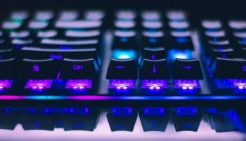 ergonomic keyboards with trackball