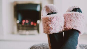 ergonomic slippers
