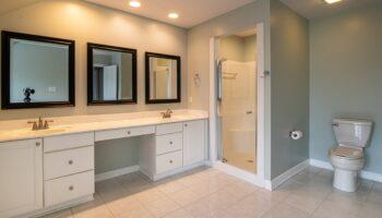 ergonomic toilet
