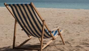 ergonomic beach chair