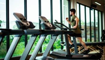 ergonomic treadmill