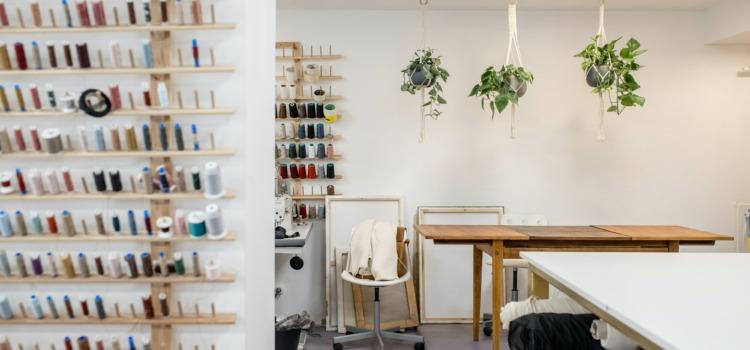 sewing chairs ergonomic