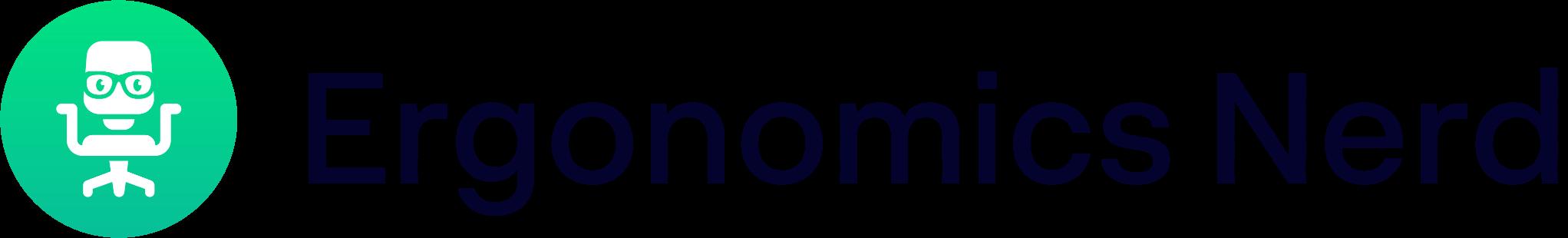 Ergonomics Nerd Logo